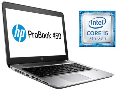 hp laptop probook 450 g4 manual