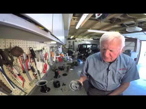 model t ford manual horn repair