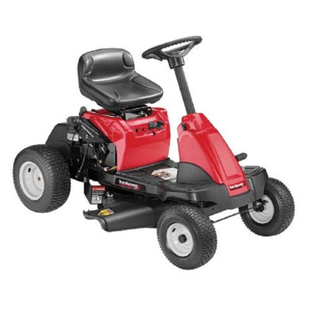 mtd 12 hp riding mower manual