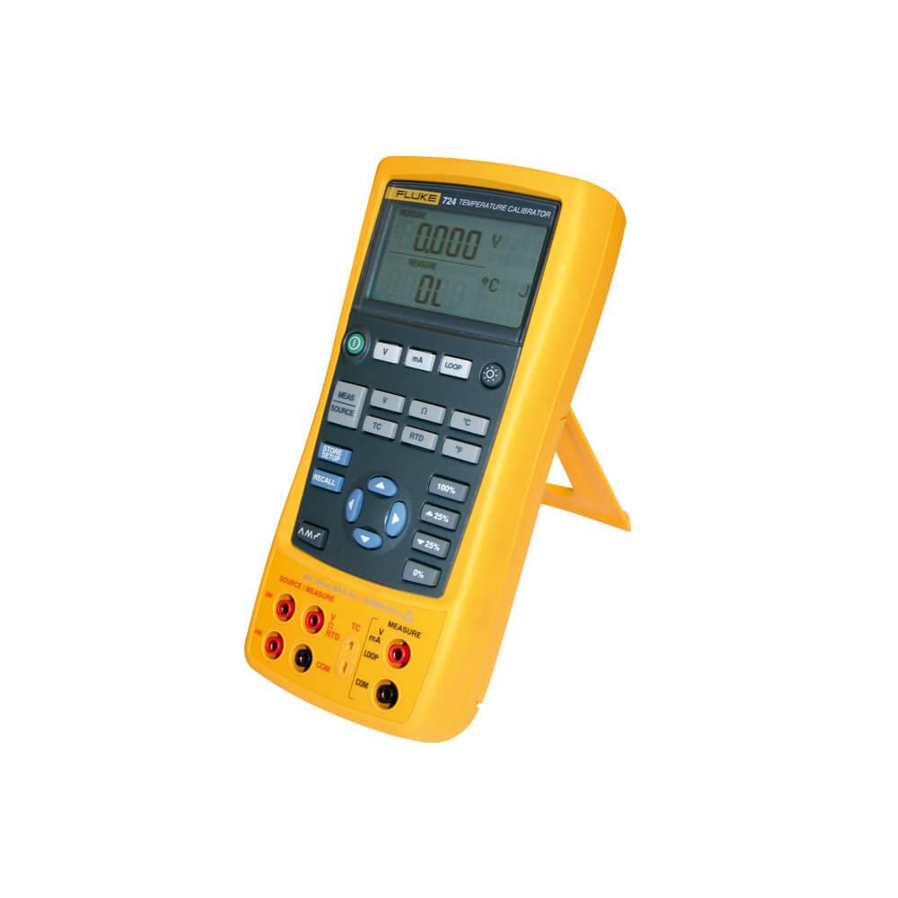 fluke 724 temperature calibrator manual pdf