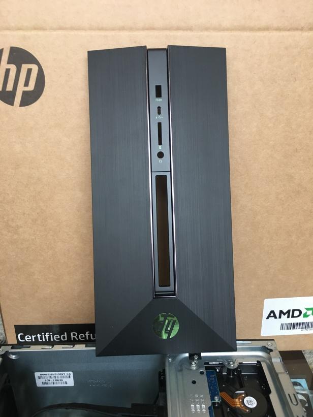 hp performance pavilion 580-137c desktop manual