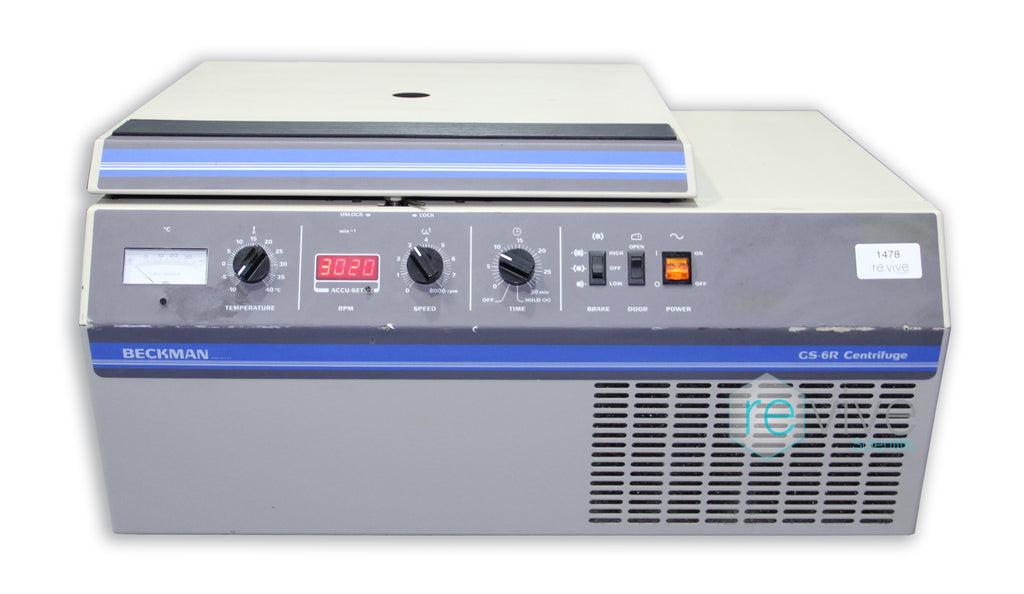 beckman gs 6r centrifuge manual pdf