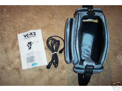sylvania color video camera model vcc125bk01 manual
