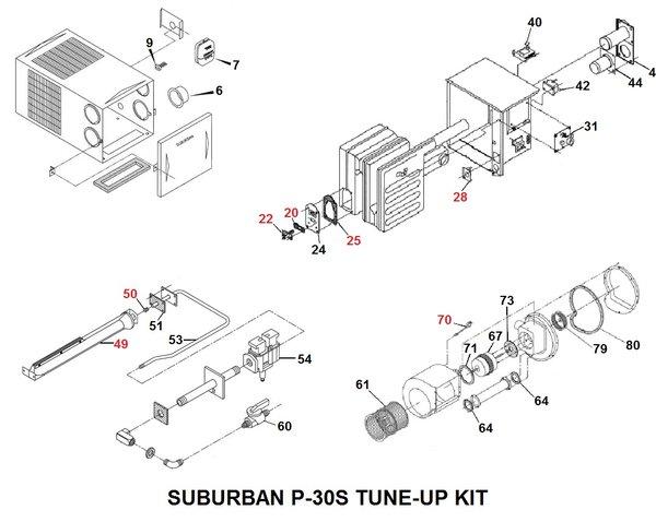 suburban propane furnace model p-30s service manual