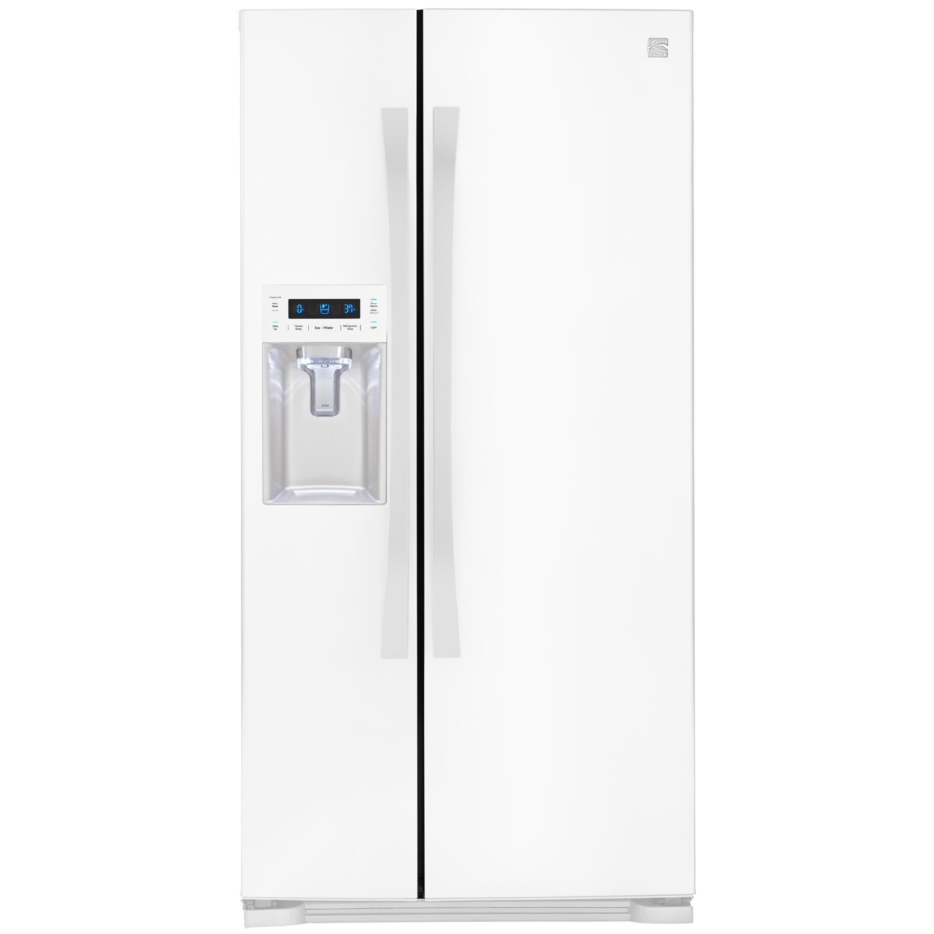 kenmore elite refrigerator model 106.74209402 manual