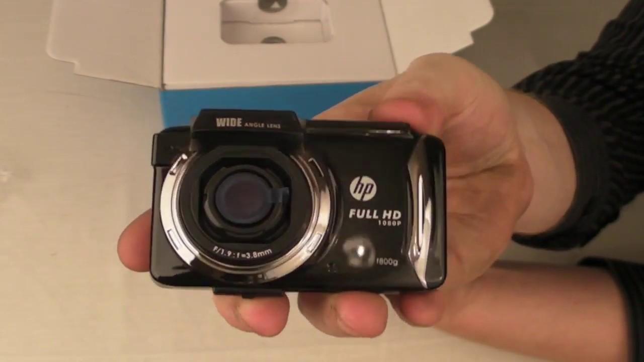 hp f860 dash cam manual
