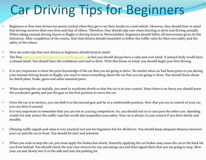 how to drive a manual car videos download