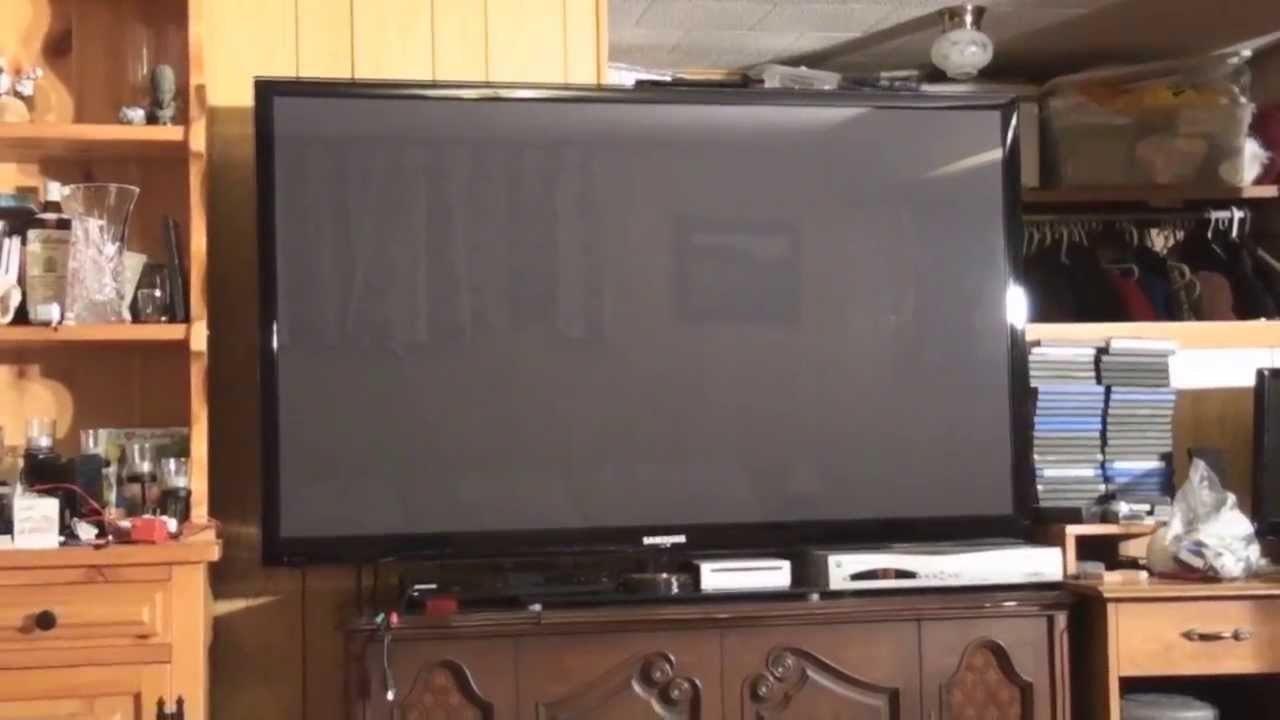samsung plasma tv manual 60 inch