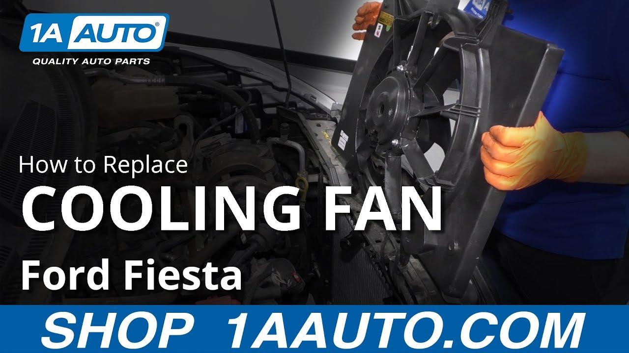 ford model a fan assembly manual
