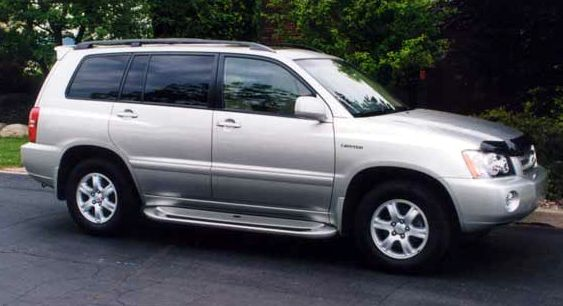 2004 toyota highlander repair manual free download
