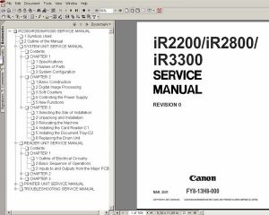 canon ir 3300 manual pdf