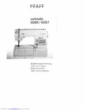 pfaff varimatic 6091 manual download