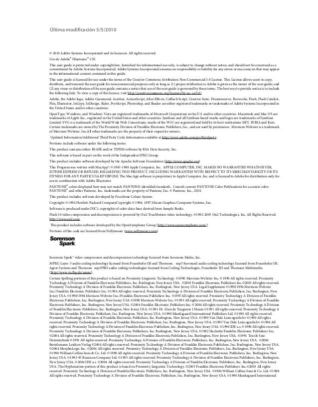 manual illustrator cs6 pdf espanol