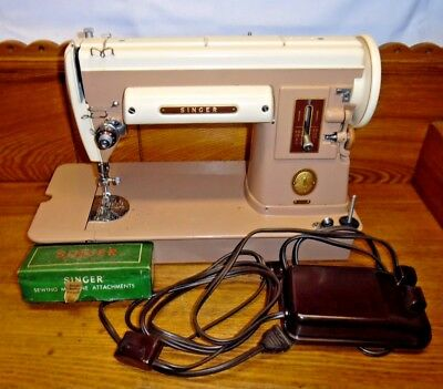 singer sewing machine model 301a manual