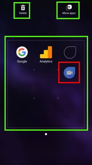 samsung email app manual add folders