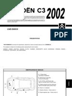 citroen c3 user manual download