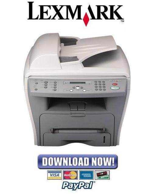 lexmark x7675 service manual download