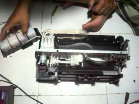 hp latex l360 service manual