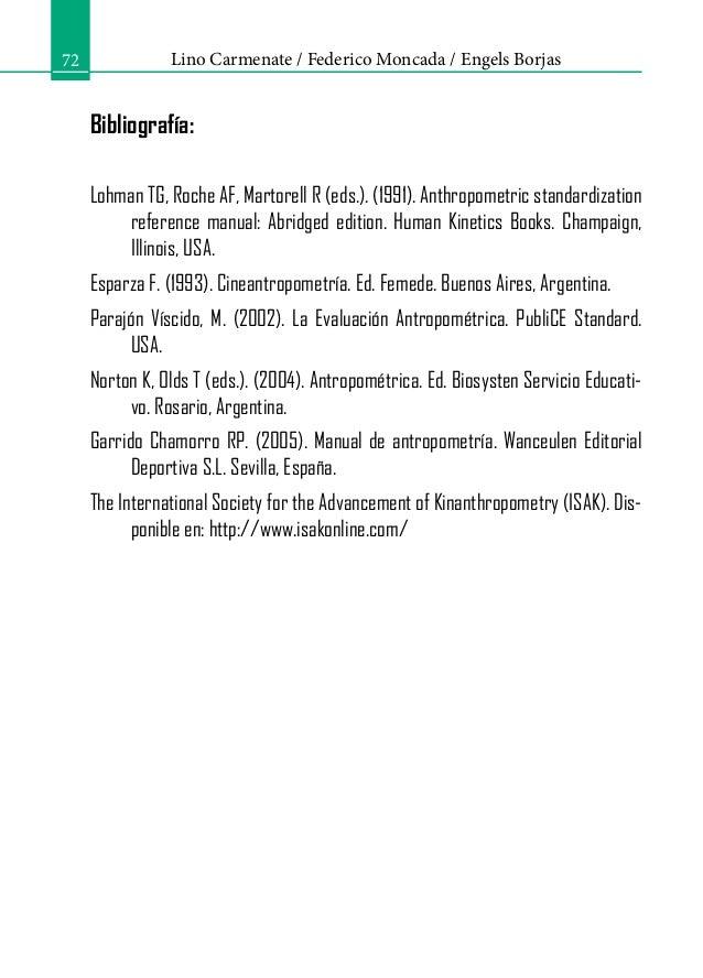 anthropometric standardization reference manual pdf