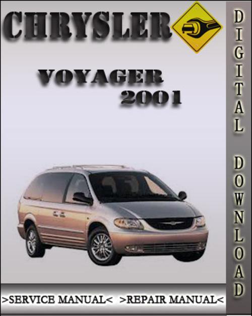 chrysler voyager 2005 manual download