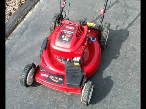 tecumseh premier 5 hp lawn mower manual