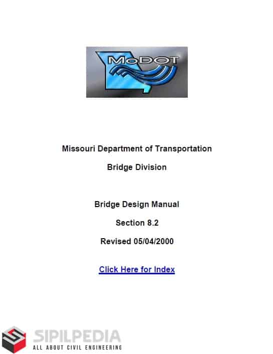 era bridge design manual pdf