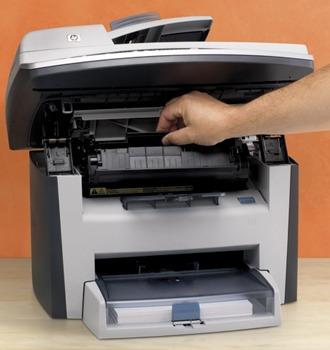 manual impressora hp laserjet 3052
