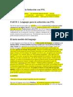 manual de seduccion con tecnicas de pnl pdf gratis