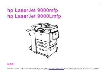 hp laserjet 5000 repair manual