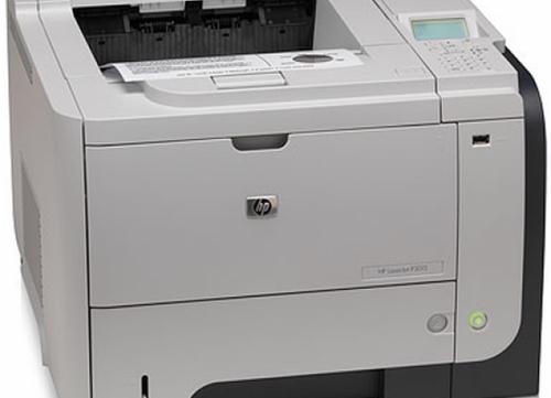 hp laserjet p3005 printer service manual