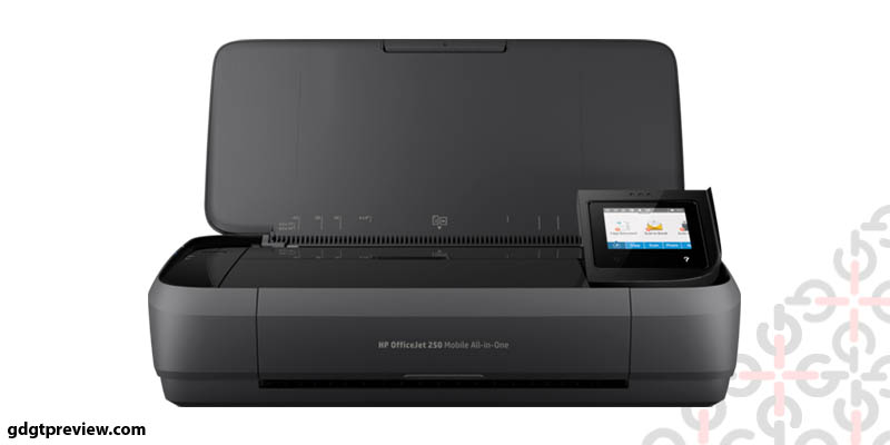 hp officefet 250 user manual