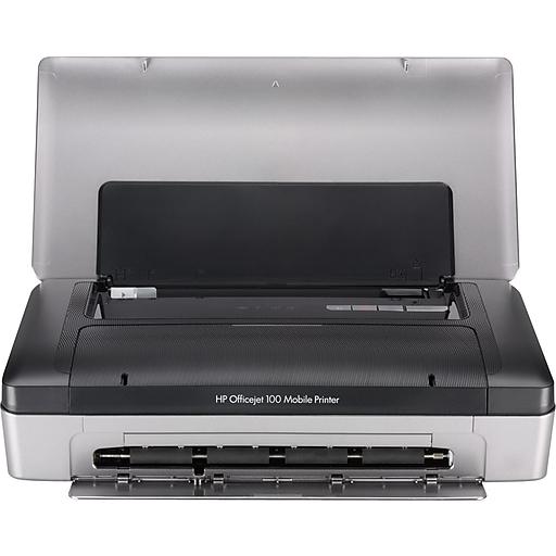 hp officejet l411a mobile printer manual