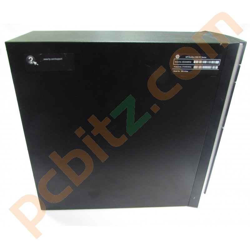 hp pavilion 500 242ea manual