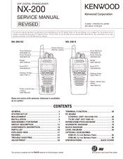 kenwood trc 70 service manual free download