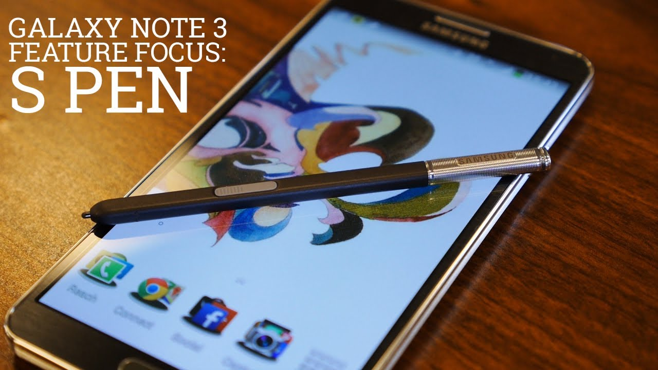 manual s pen samsung galaxy note 3