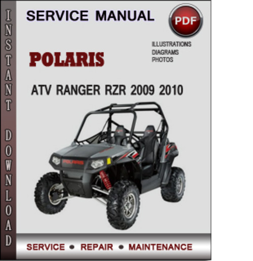 polaris atv repair manual download