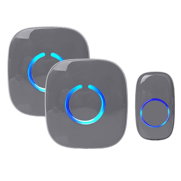 sadotech model cxr wireless doorbell manual
