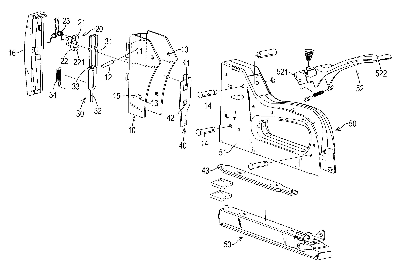 stanley sharpshooter model tre550 user manual