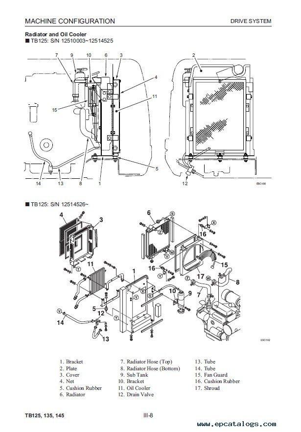 takeuchi tb135 service manual free download