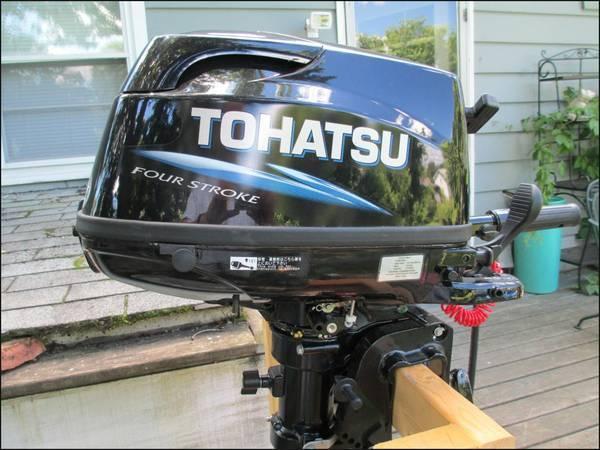 tohatsu 9.9 hp 4 stroke outboard users manual