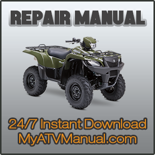 yamaha raptor 700 repair manual pdf